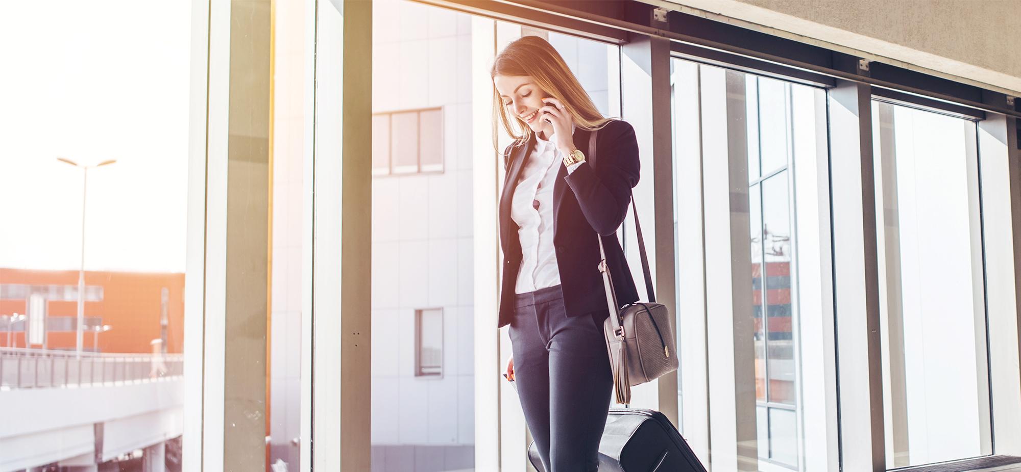 Consigli e trucchi per un viaggio di lavoro di successo for Assicurazione domestica